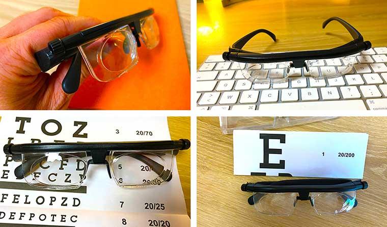 properfocus glasses in action