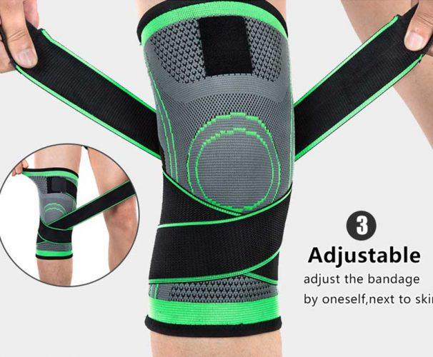 adjustable Knee Sleeve